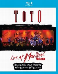 Cover Toto - Live At Montreux 1991 [DVD]